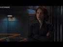 Сексуальная Скарлетт Йоханссон (Scarlett Johansson) в фильме Мстители (The Avengers, 2012, Джосс Уидон) 1080p