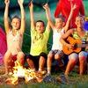 Детский вегетарианский лагерь в Здравом
