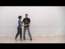 Видео-уроки Буги-вуги (Boogie-woogie). Beginners. Lesson 3. Single time - basic figures (eng subs).