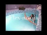 Contortion gymnastics - Stretches , Balancing , flex girl,