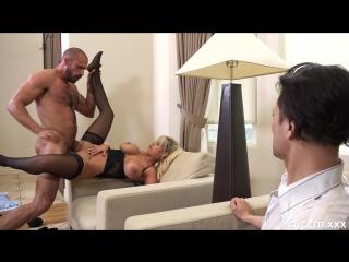 Bridgette B [ SalfetkaHD18+ ] [ Full HD 1080, Big Tits, Interracial, Blonde, MILF, Cucold,  Big Ass, New Porn 2017 ]
