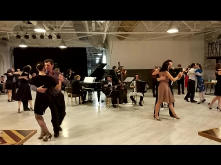 Orquesta Primavera - Milonga La PRIMAVERA