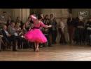 Musiol Aniol POL 2016 PD European STD Showdance F DanceSport Total