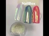 Новинка! Радужный пигмент Rainbow ?  Интернет-магазин www.d-nails.by
