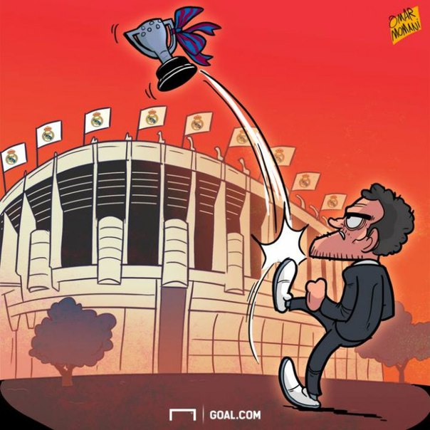 Барселона «дарит» победу в чемпионате «Реалу»