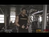 БРАТЬЯ ХАРРИСОН! 2 СУПЕРСЕТА на ШИРОЧАЙШИЕ мышцы СПИНЫ! Упражнения для спины #Gy
