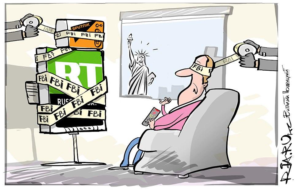 Свобода слова в Америке