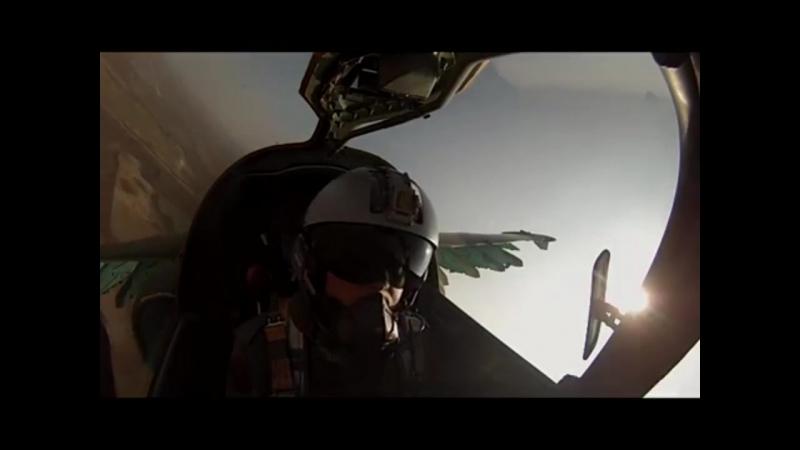 Capable_of_much_will_always_remain_in the ranks! Su-25.M.H » Freewka.com - Смотреть онлайн в хорощем качестве
