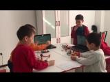 StartUp-Aktau робототехника