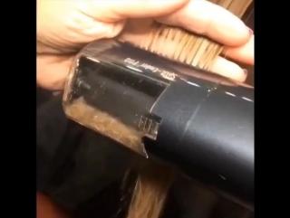 Split Ender — революционный прибор для удаления секущихся кончиков волос!