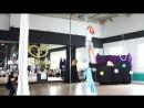 Дуэт Гайнутдинова Марина и Кузьмичева Лера, Aerial Silks (воздушные полотна)