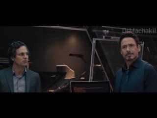 Мстители реагируют на трейлер Лиги Справедливости