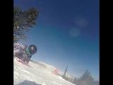 11 зима в шерегеше ) Камера встала как задумывалось прям ) #Расслабилась