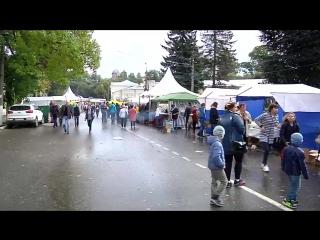 Гастрономический фестиваль в Торжке.