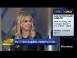 October 10, 2017 - Sarah Michelle Gellar on CNBC