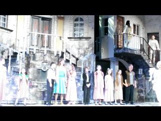 Театр Айвенго, мюзикл Баллада о маленьком сердце, 03.02.2017