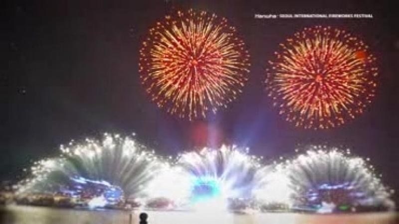 2017 Seoul International Firework Festival - intro Video