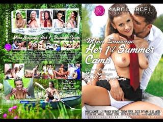 ♥mina sauvage, her first summer camp♠(2017)♦[hd 480]♥