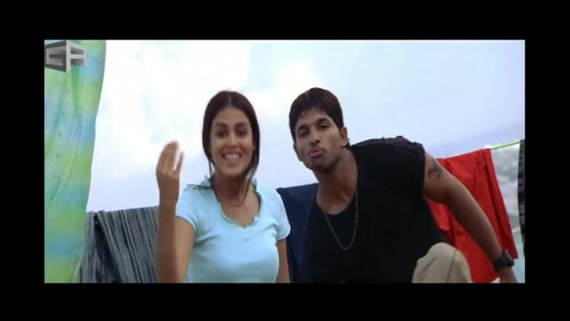 Egire Mabbulalona Telugu Video Song Happy Movie Allu Arjun Genelia