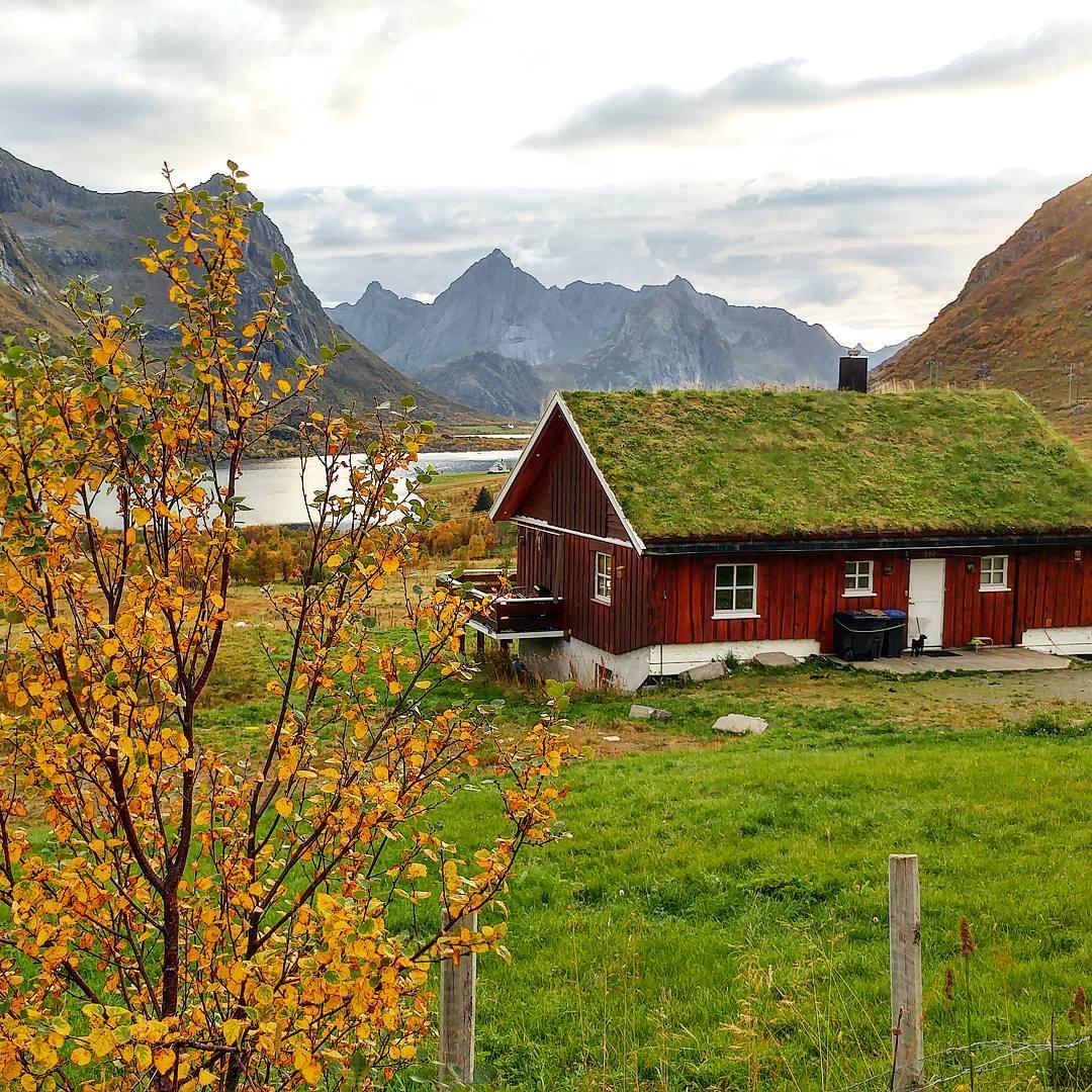 Роскошные пейзажи Норвегии - Страница 21 PshuR4VUX8g