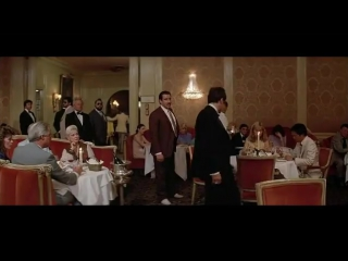 Лицо со шрамом _ Scarface (1983) - Тони Монтана (Аль Пачино) - Монолог в рестора (1)