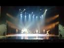 Вечер удался!👍😉 Посмотрели с Леночком Шоу под дождём от Санкт-Петербургского театра танца Искушение! Круть! 👍✌👏😉 театрисск
