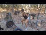 Фитнес Мотивация №7 Спортивные девушки и Фитоняшки Female Fitness Motivation