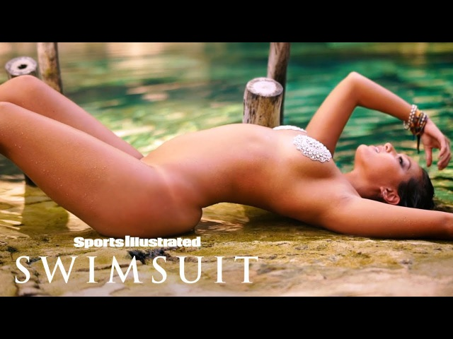 Mia Kang's 'Vajazzle' Leaves Nothing To The Imagination In Mexico | Sports Illustrated Swimsuit