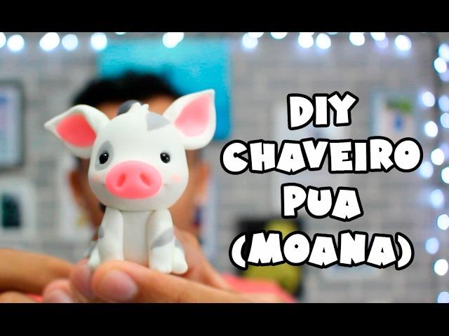 DIY - Chaveiro PUA(MOANA)