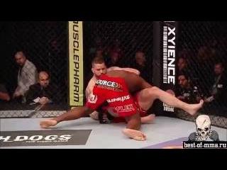 Дорога в UFC История Деррика Льюиса