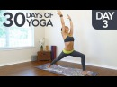 Yoga Essentials with Jess, Day 3 of 30, Yoga Class, Warrior Poses, Complete Beginners