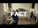 Hans Berg - In The Studio