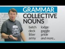 Collective Nouns in English How to talk about groups of people and things