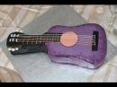 детский торт Гитара Gitarre Torte