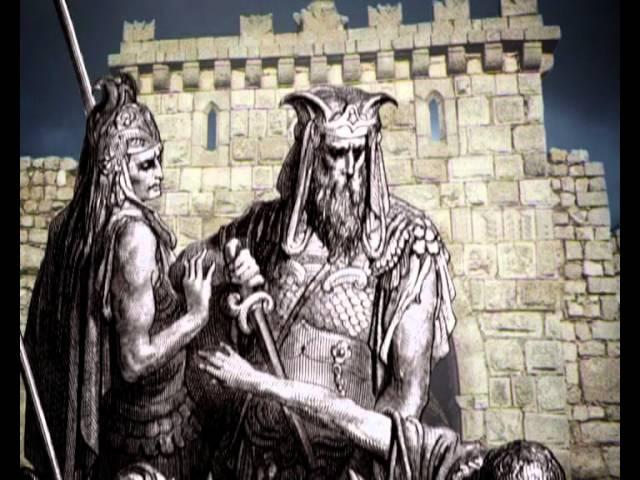 Иисус Навин. Завоевание земли обетованной. Часть 1