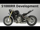 (How about doing most ops Oneself ) BMW S 1000 RR Superbike - Production, Development and Testing