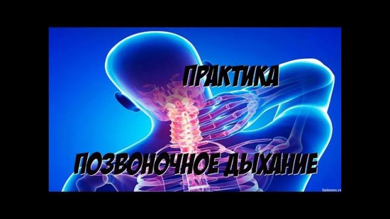 Древняя практика «Позвоночное дыхание».Елена Шапоренко