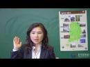 2 уровень (12 урок - 2 часть) ВИДЕОУРОКИ КОРЕЙСКОГО ЯЗЫКА