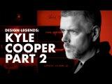 Design Legends Kyle Cooper Main Title Designer PT 2 (Braveheart, Se7en, Dawn of the Dead)