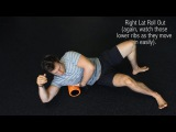 How To Use a Foam Roller | Full Body Roll Out
