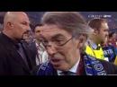 Bayern Monaco Inter 0 2 Intervista Moratti Finale Champions 2010 SKY Sport HD 22 05 2010