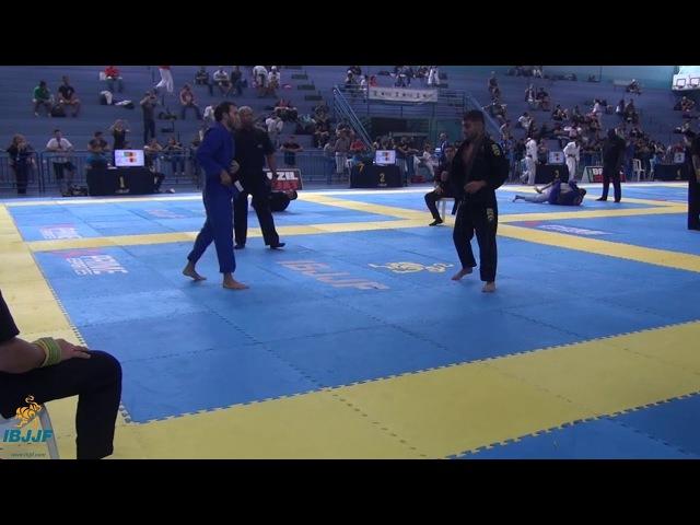 Felipe Giarolla vs David herrera Jr / Floripa Spring Open 2017