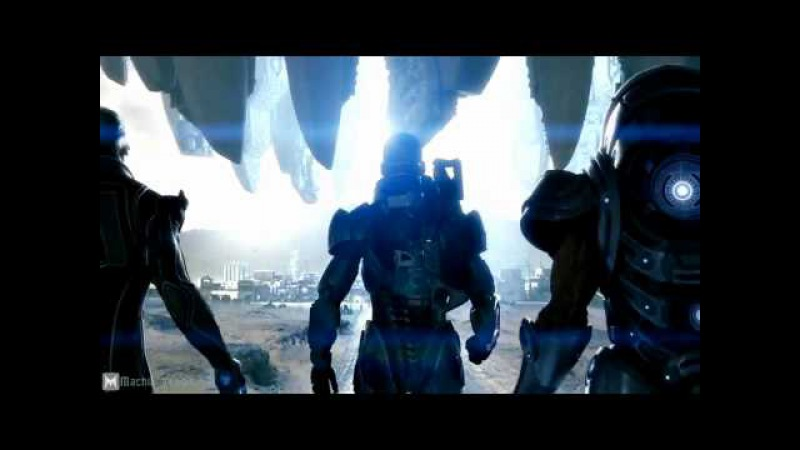 Mass Effect 1, 2 3 Music Video: New Divide