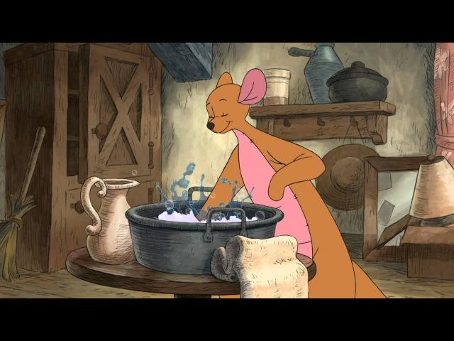 Kleine Abenteuer mit Winnie Puuh Folge 23 Ferkel wird gebadet auf Disney Junior