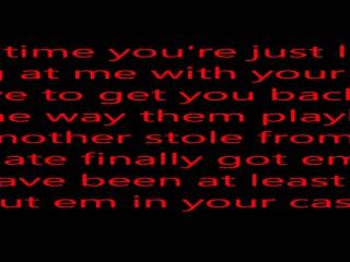 Eminem-Difficult Lyrics