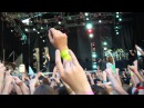 30 Seconds to Mars - Closer to the Edge, Live @ Tuborg Greenfest, St. Petersburg (13.07.2011)