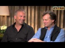 Kevin Costner Bill Paxton about Hatfields and McCoys and Bodyguard 2