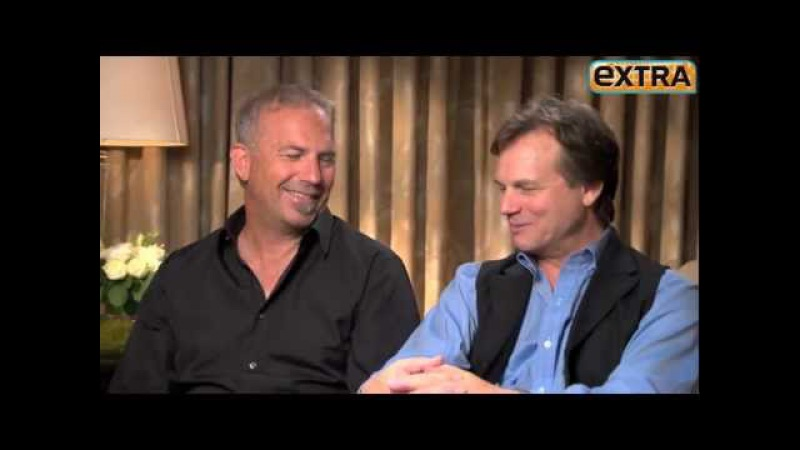 Kevin Costner Bill Paxton about