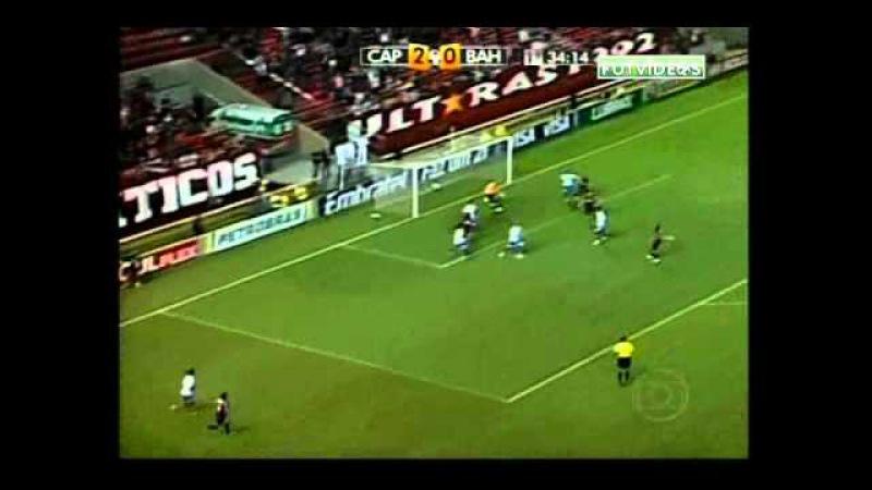 Atlético PR 5x0 Bahia Copa do Brasil 2011 Oitavas de Final HQ ►