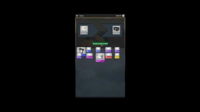 AWP-Медуза Крафт M4A1-S-Сайрекс Симулятор кейсов CS:GO